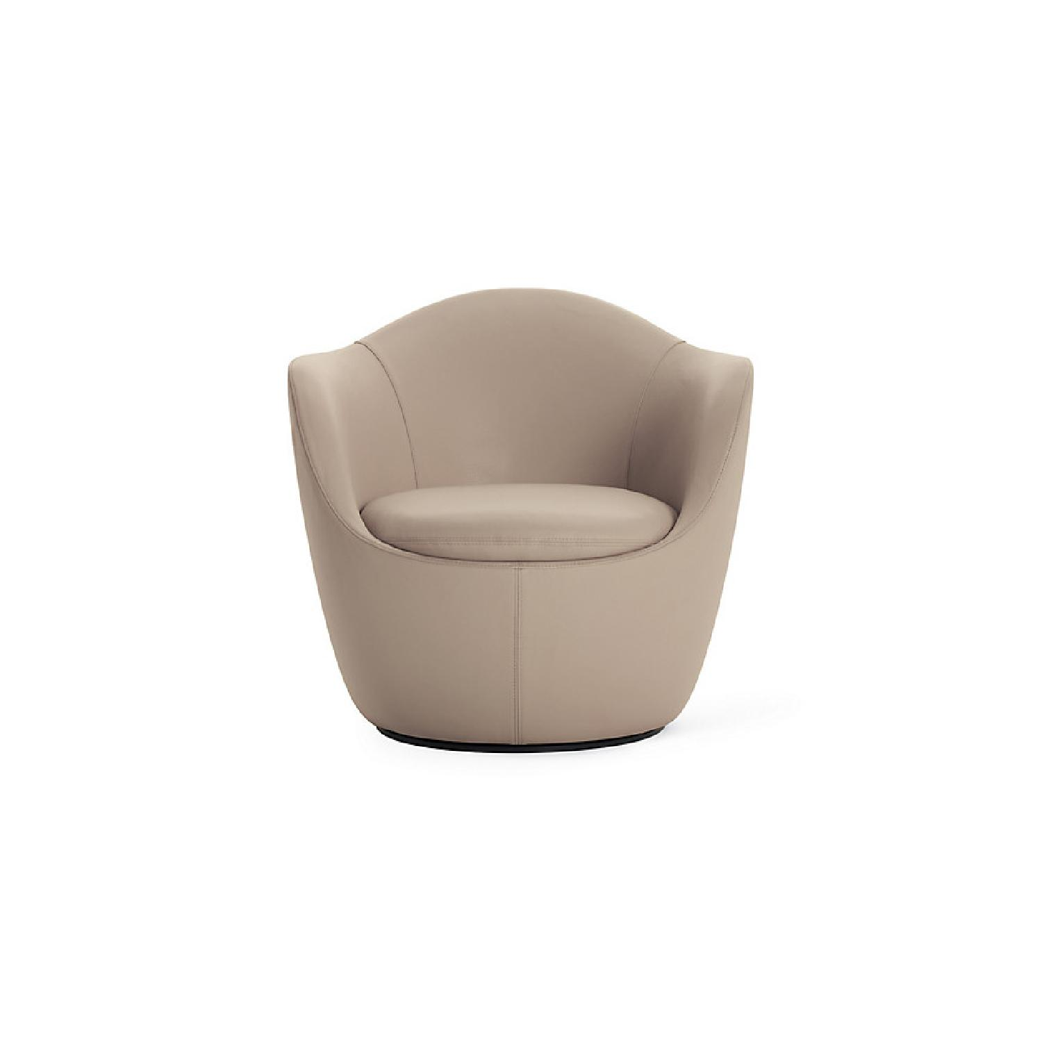 Design Within Reach Exclusive U Turn Swivel Chair - image-0