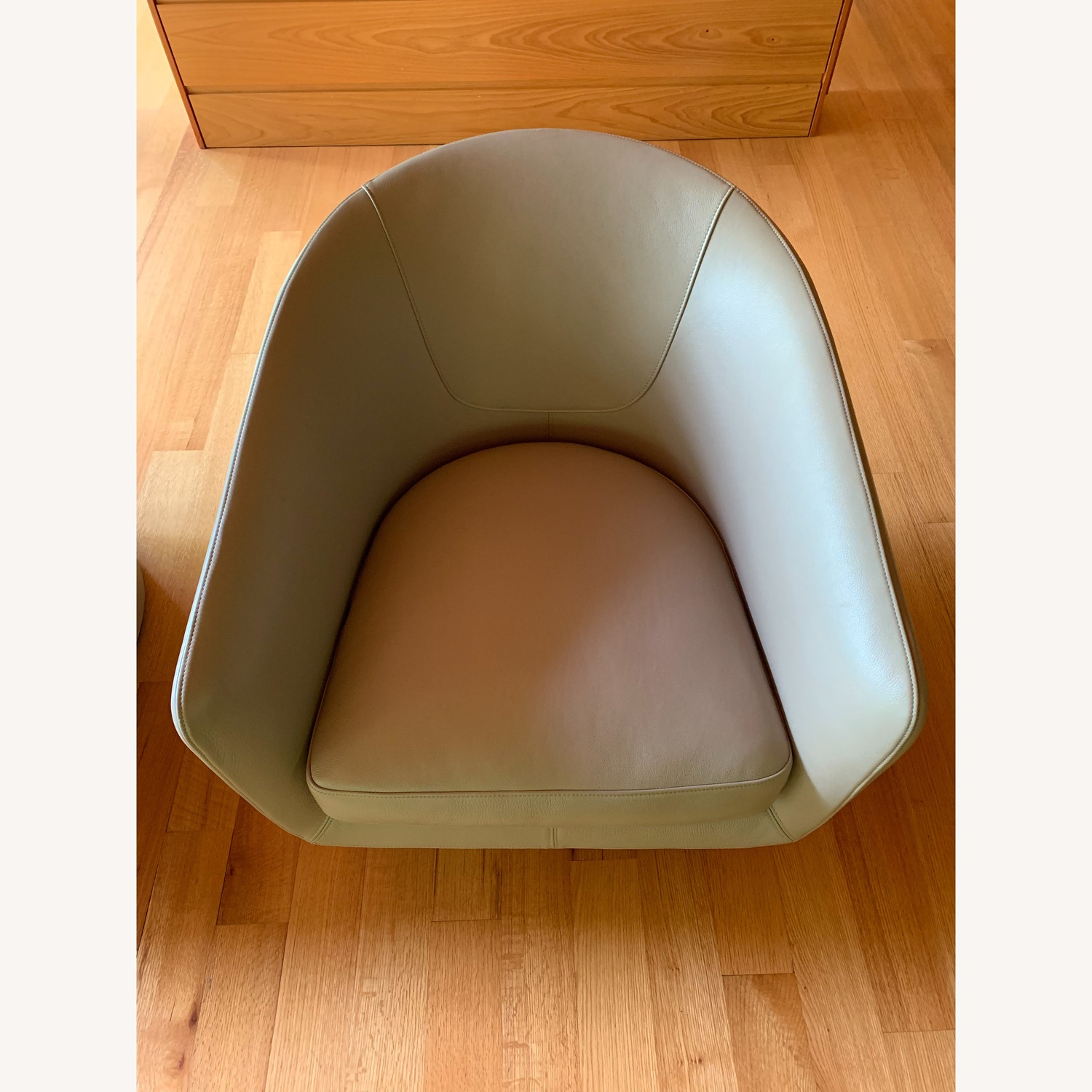 Design Within Reach Exclusive U Turn Swivel Chair - image-11