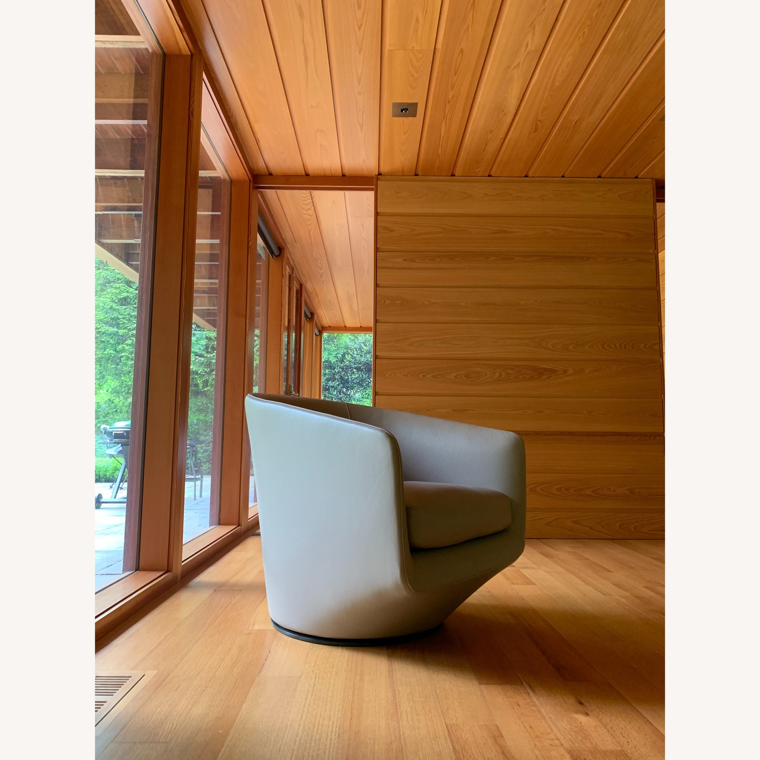 Design Within Reach Exclusive U Turn Swivel Chair - image-1