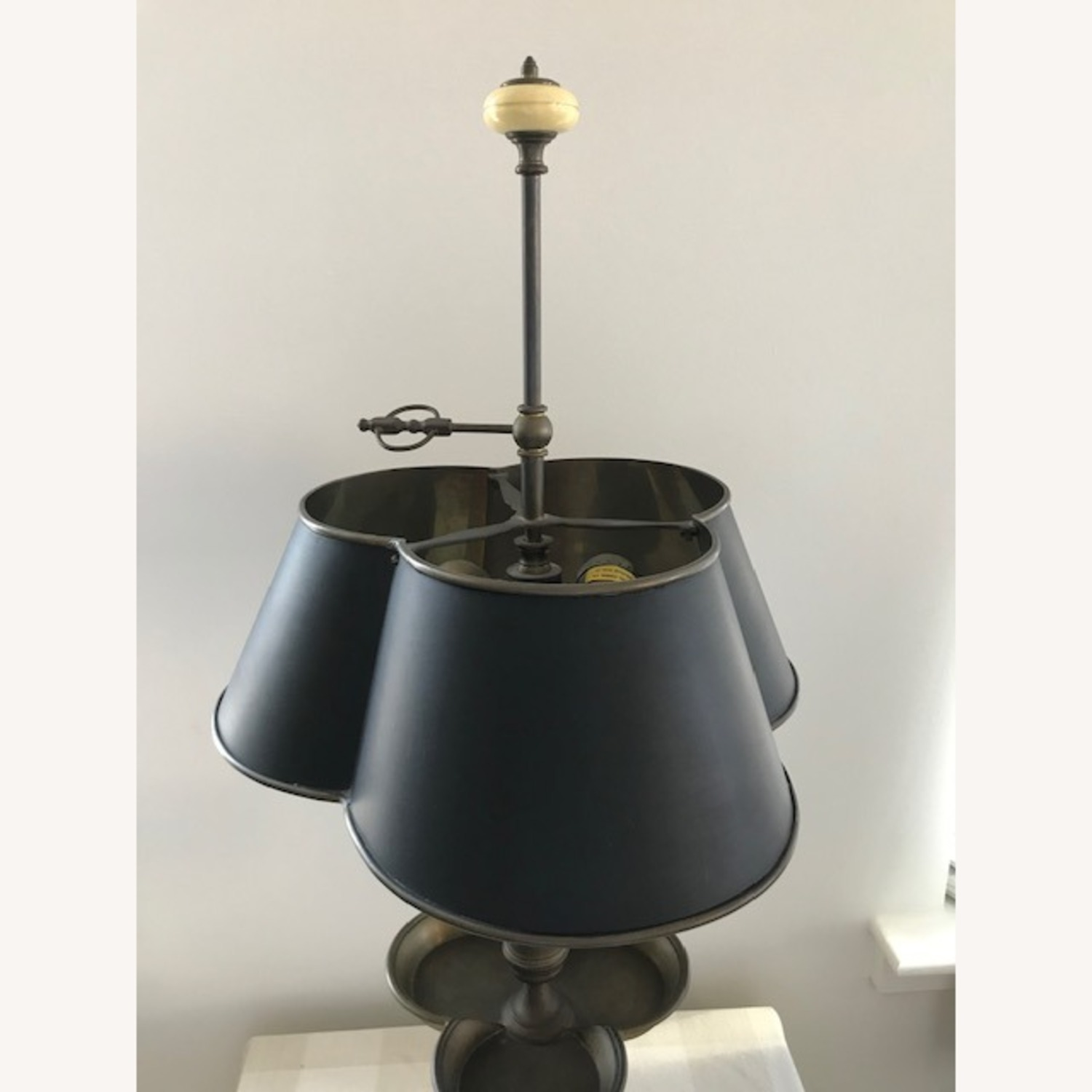 Chapman Solid Brass Table Lamp - image-3