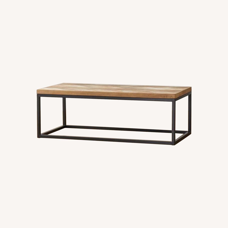 Crate & Barrel Dixon Coffee Table - image-0
