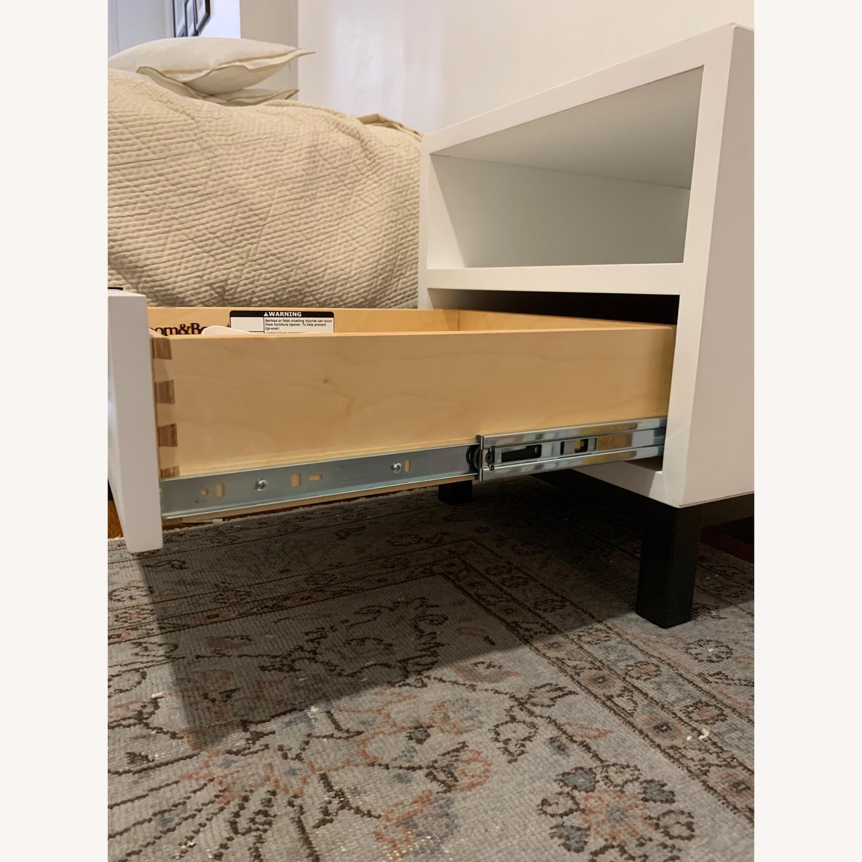 Room & Board Copenhagen One Drawer Nightstand - image-5