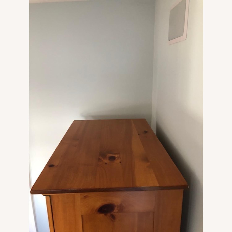 Pine Armoire/Media Cabinet - image-6