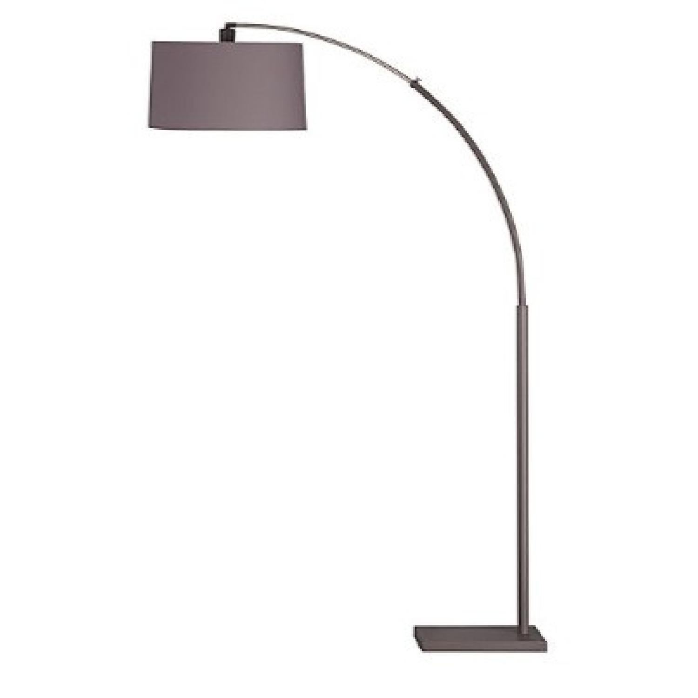 Crate & Barrel Arch Floor Lamp - image-3