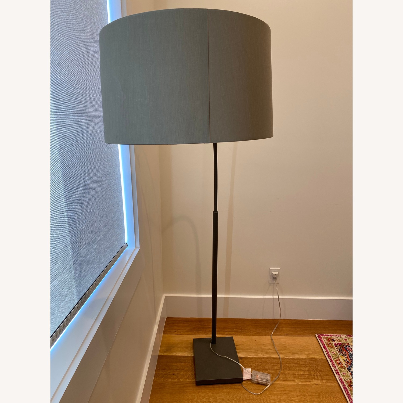 Crate & Barrel Arch Floor Lamp - image-1
