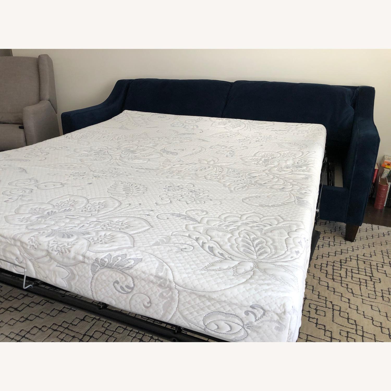 West Elm Paidge Queen Sleeper Sofa - image-8