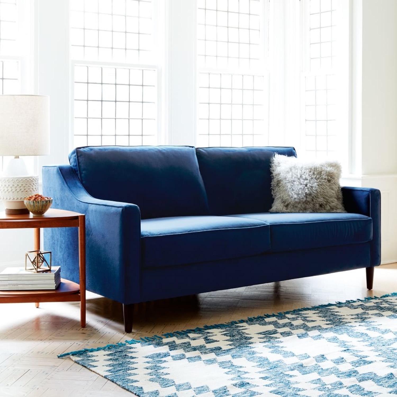 West Elm Paidge Queen Sleeper Sofa - image-2