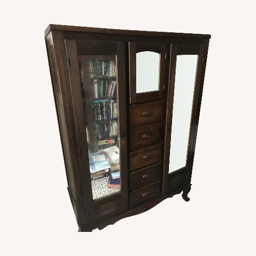 Used Antique Storage Armoire for sale on AptDeco