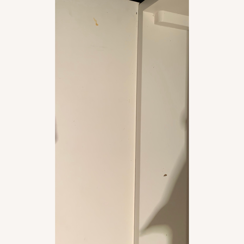 Restoration Hardware White Avalon Dresser and Hutch - image-3