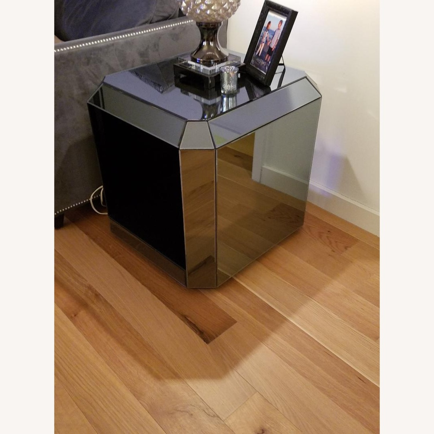 Mirrored End Tables - image-3
