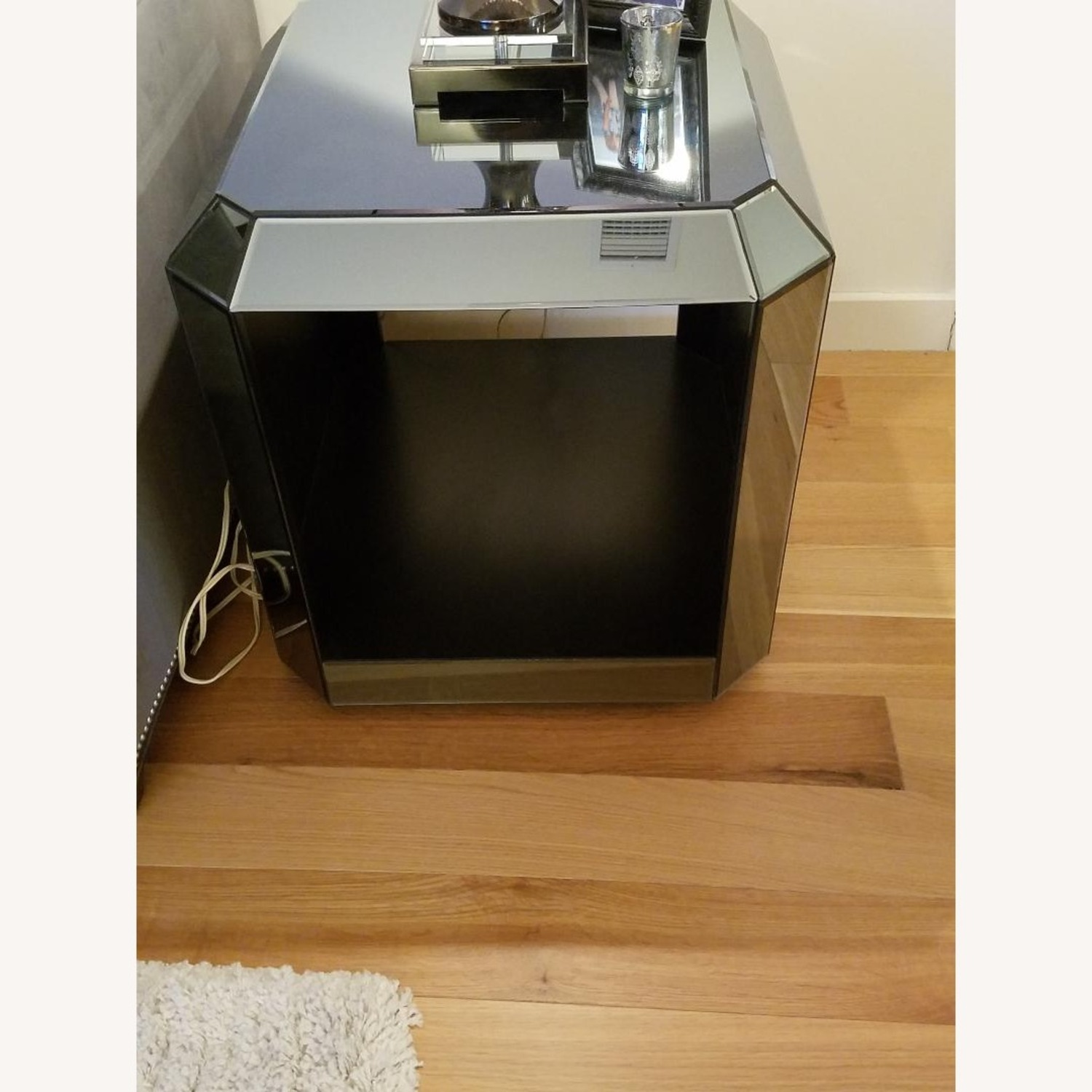 Mirrored End Tables - image-1