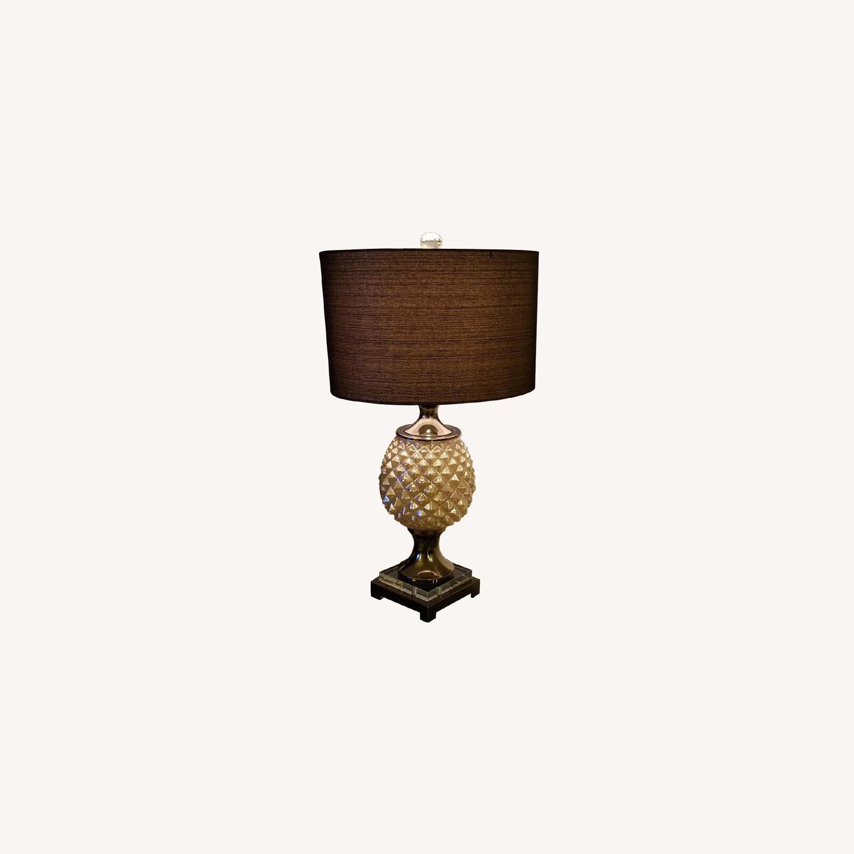 Lamps Plus Mercury Glass Tables - image-0