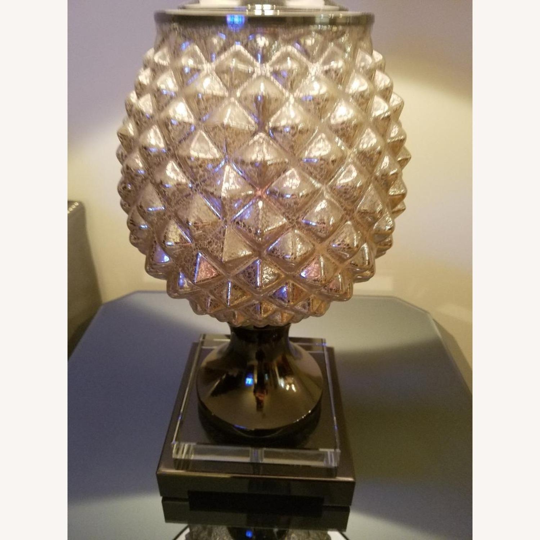 Lamps Plus Mercury Glass Tables - image-2