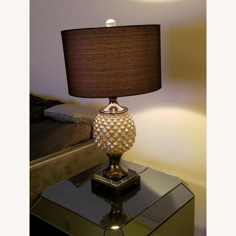 Lamps Plus Mercury Glass Tables - image-3