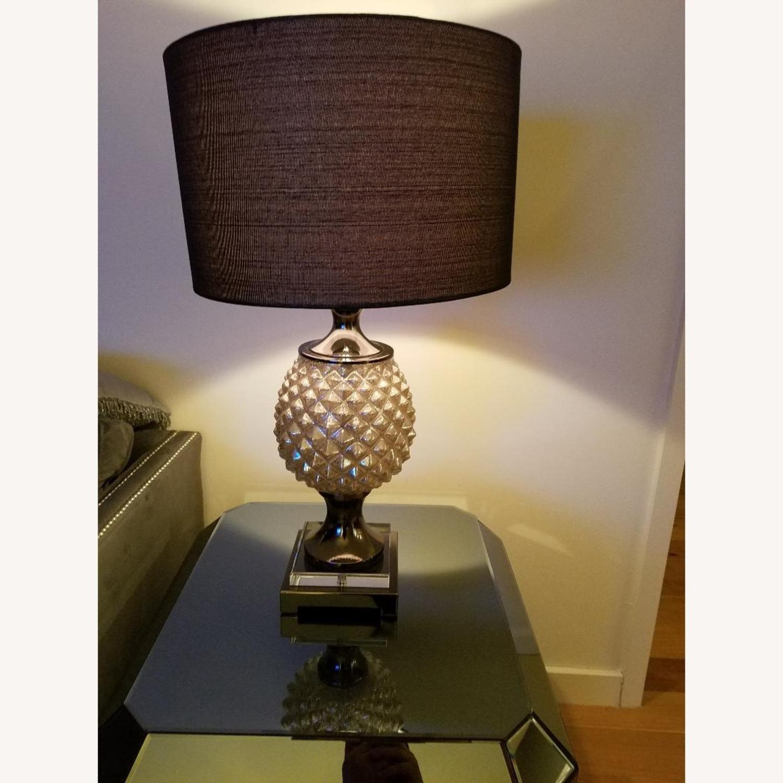 Lamps Plus Mercury Glass Tables - image-1