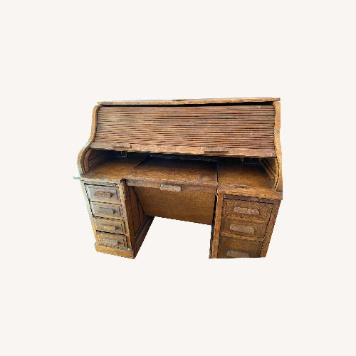Used Antique Roll Top Desk for sale on AptDeco