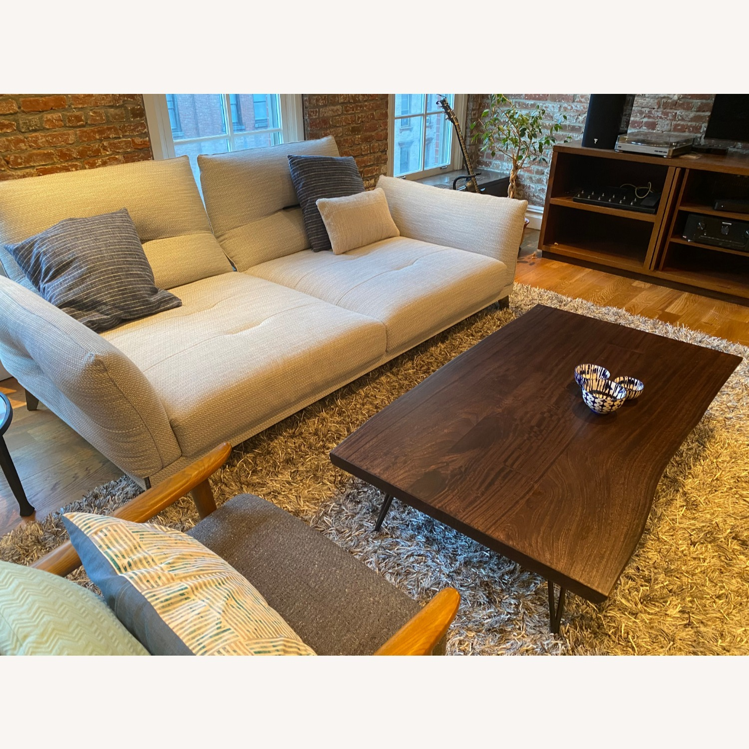 From The Source Live Edge Coffee Table - image-8