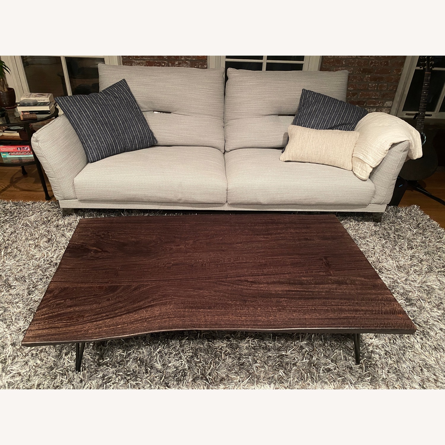 From The Source Live Edge Coffee Table - image-2