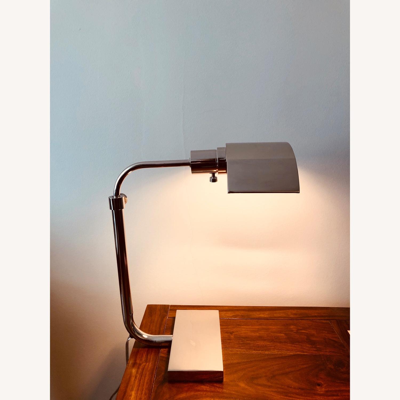 Crate & Barrel Theorem Desk Lamp - image-3