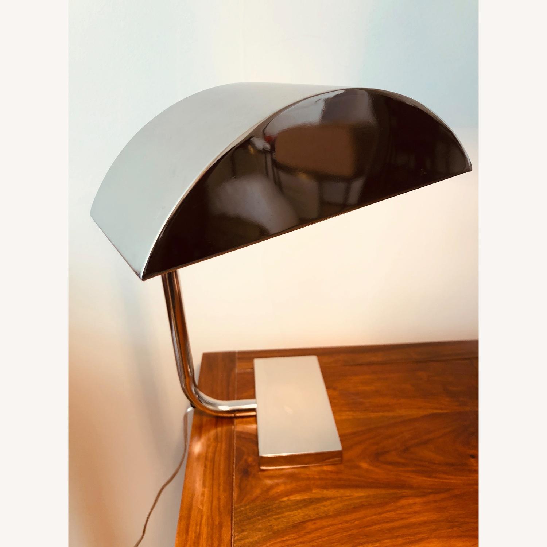 Crate & Barrel Theorem Desk Lamp - image-1