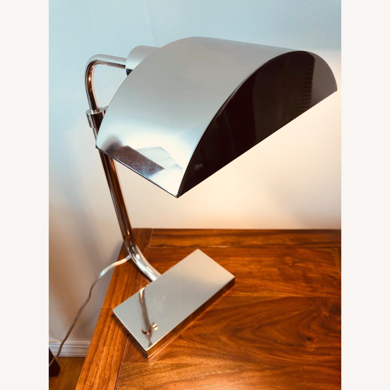 Crate & Barrel Theorem Desk Lamp - image-2