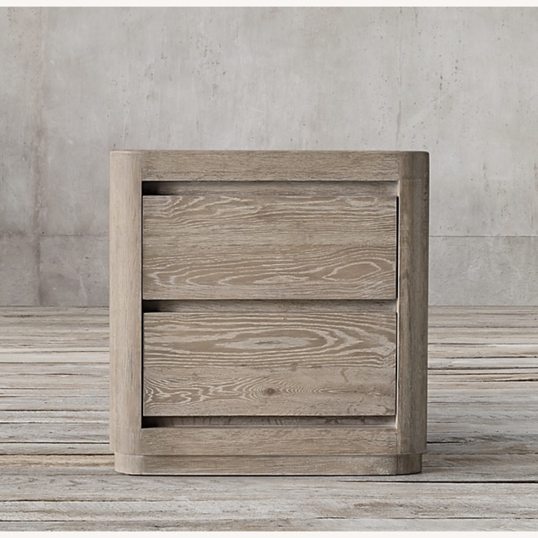 Restoration Hardware Side Tables - image-1