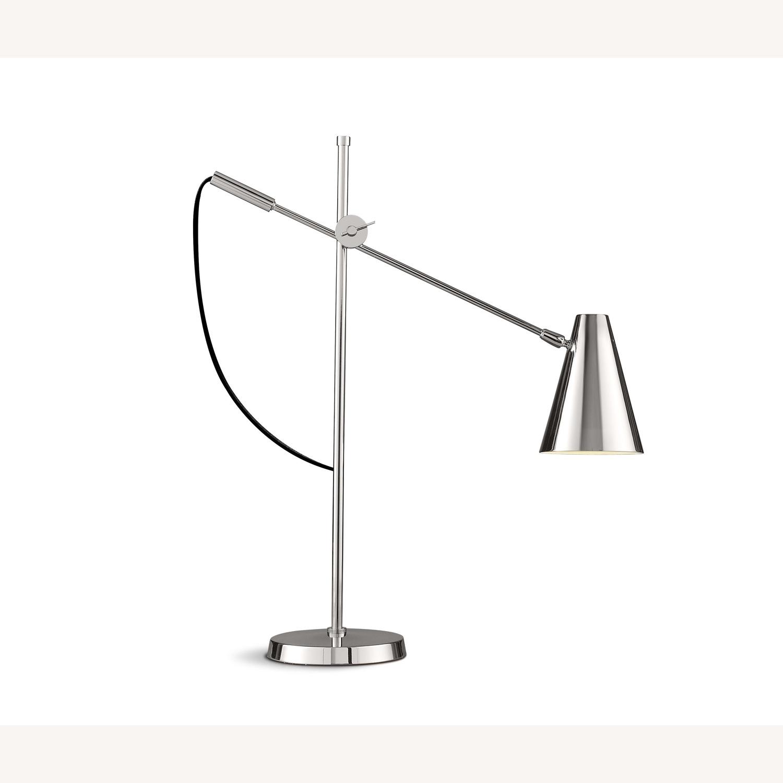 Restoration Hardware Table Lamp - image-2