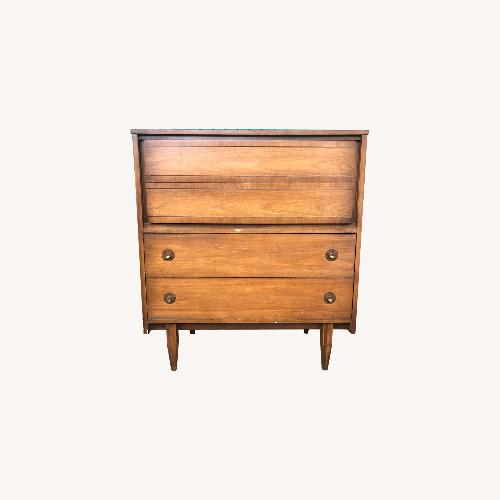 Used Mid Century Modern Highboy by Hooker for sale on AptDeco