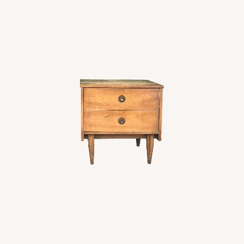 Used Hooker Pair of Mid Century Nightstands for sale on AptDeco