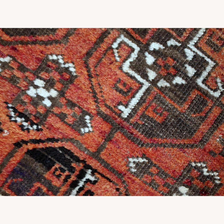 Handmade Antique Afghan Baluch Rug - image-13