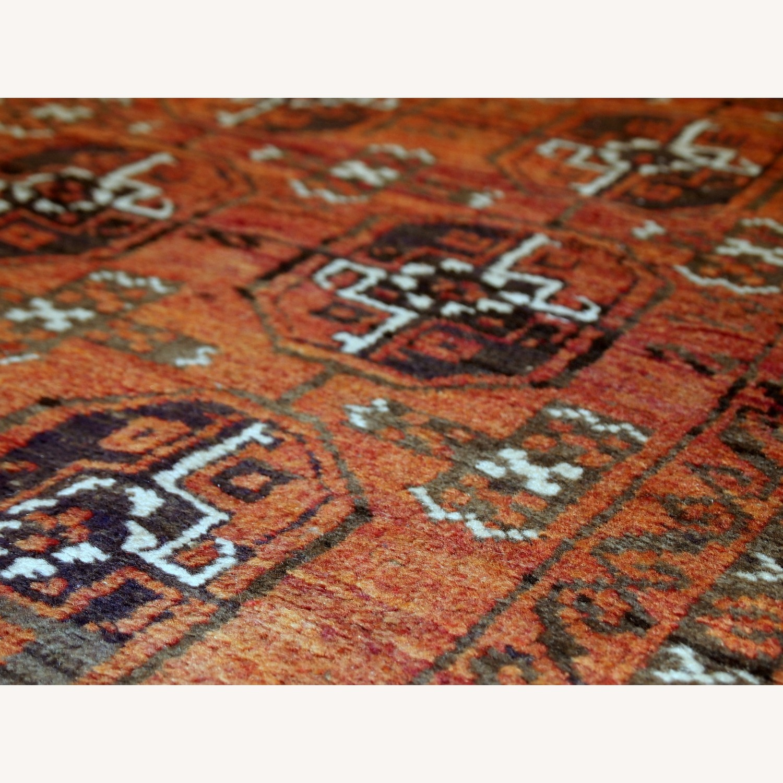 Handmade Antique Afghan Baluch Rug - image-10