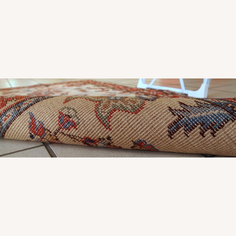 Handmade Vintage Pakistani Lahore Rug - image-2
