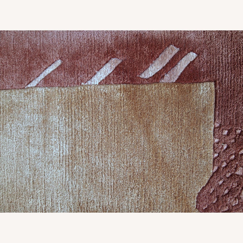 Handmade Vintage Tibetan Khaden Rug - image-13
