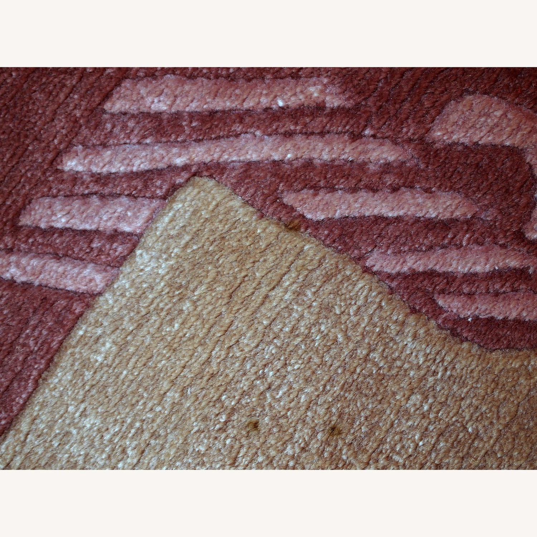 Handmade Vintage Tibetan Khaden Rug - image-11