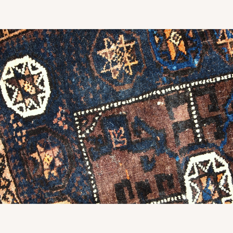 Handmade Antique Afghan Baluch Bagface - image-7