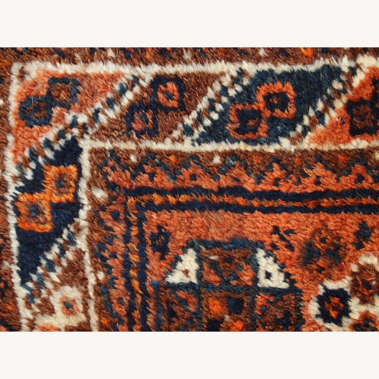Handmade Antique Persian Shiraz Bagface - image-11