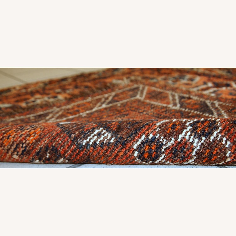 Handmade Antique Persian Shiraz Bagface - image-2