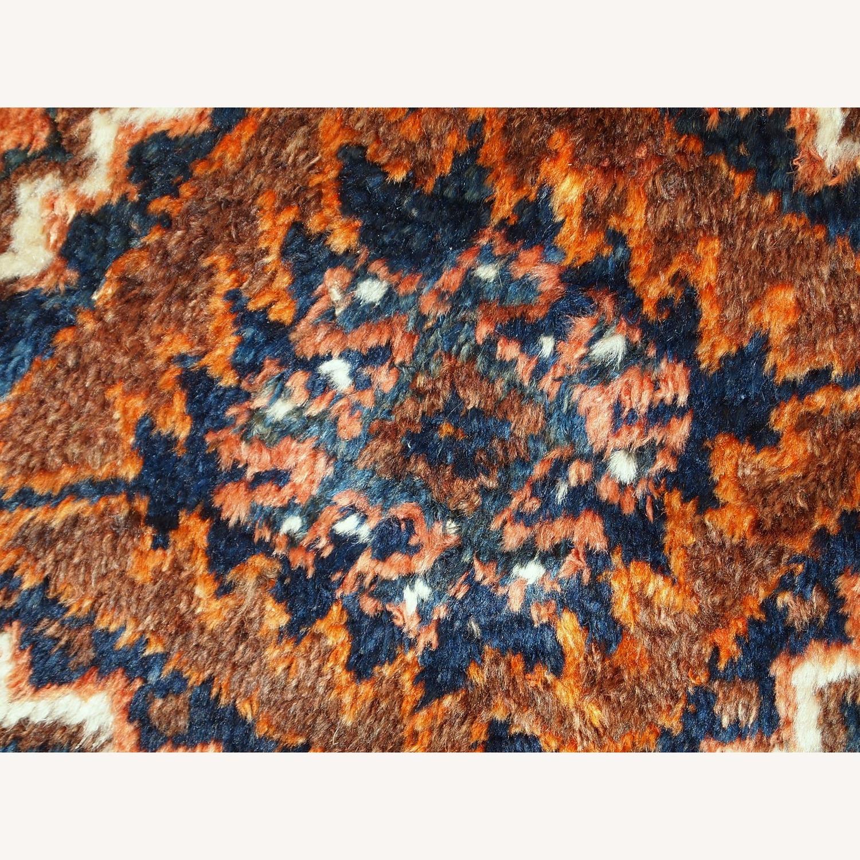 Handmade Antique Persian Shiraz Bagface - image-4