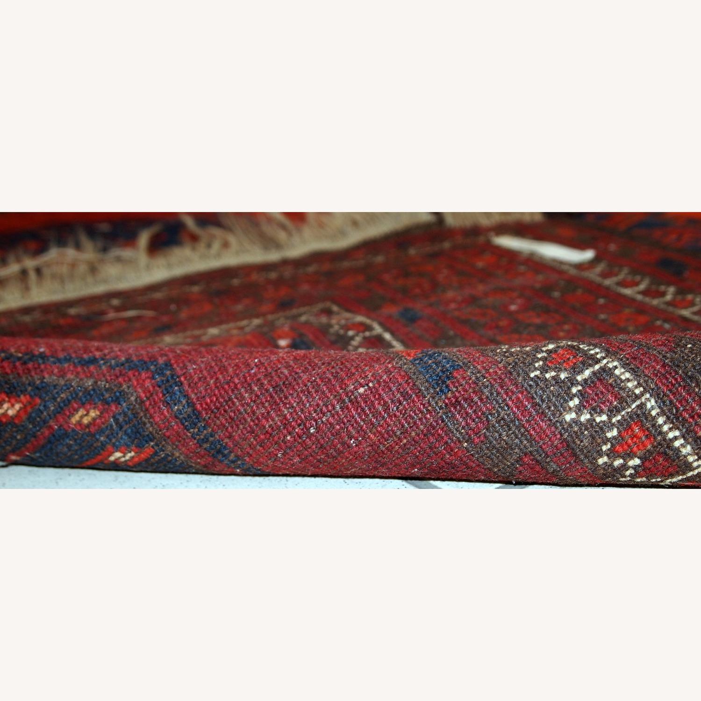 Handmade Vintage Afghan Ersari Rug - image-2