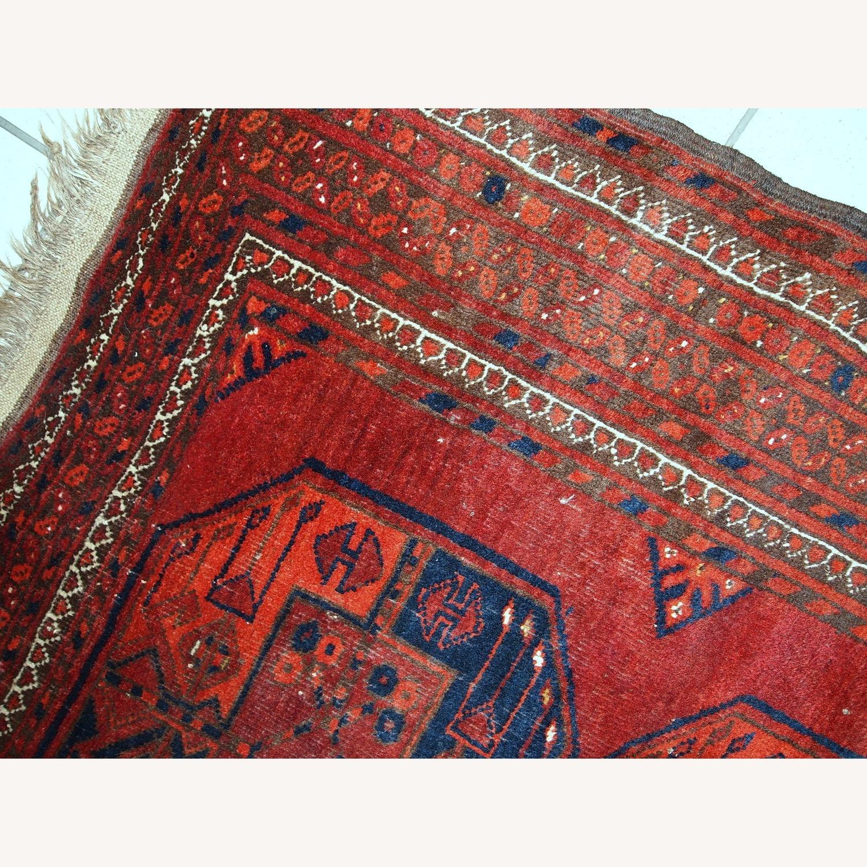 Handmade Vintage Afghan Ersari Rug - image-3