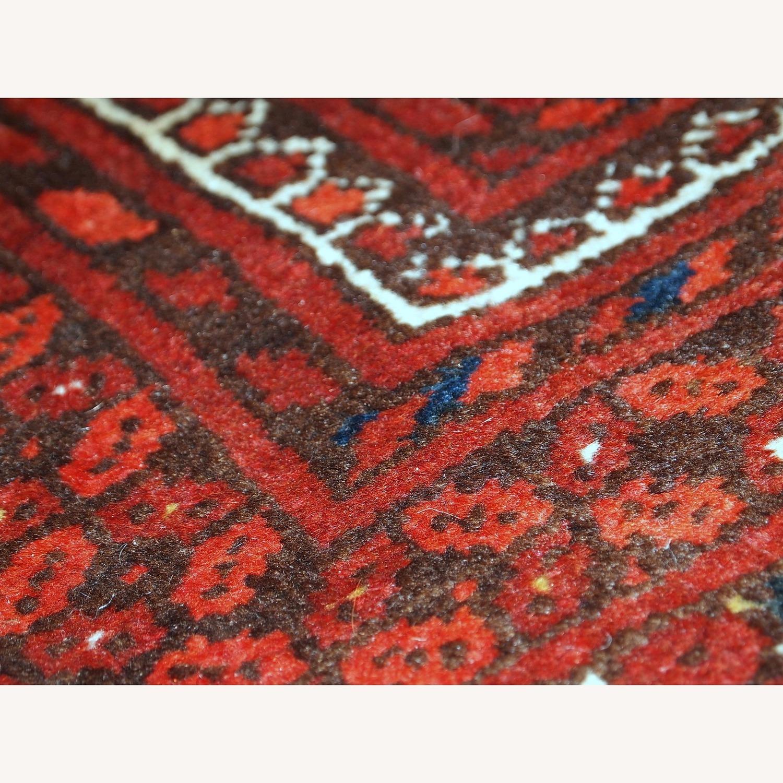 Handmade Vintage Afghan Ersari Rug - image-13