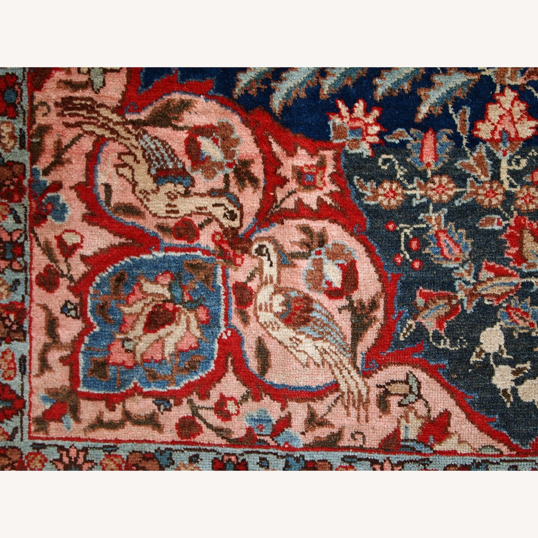 Handmade Antique Persian Tabriz Rug - image-26