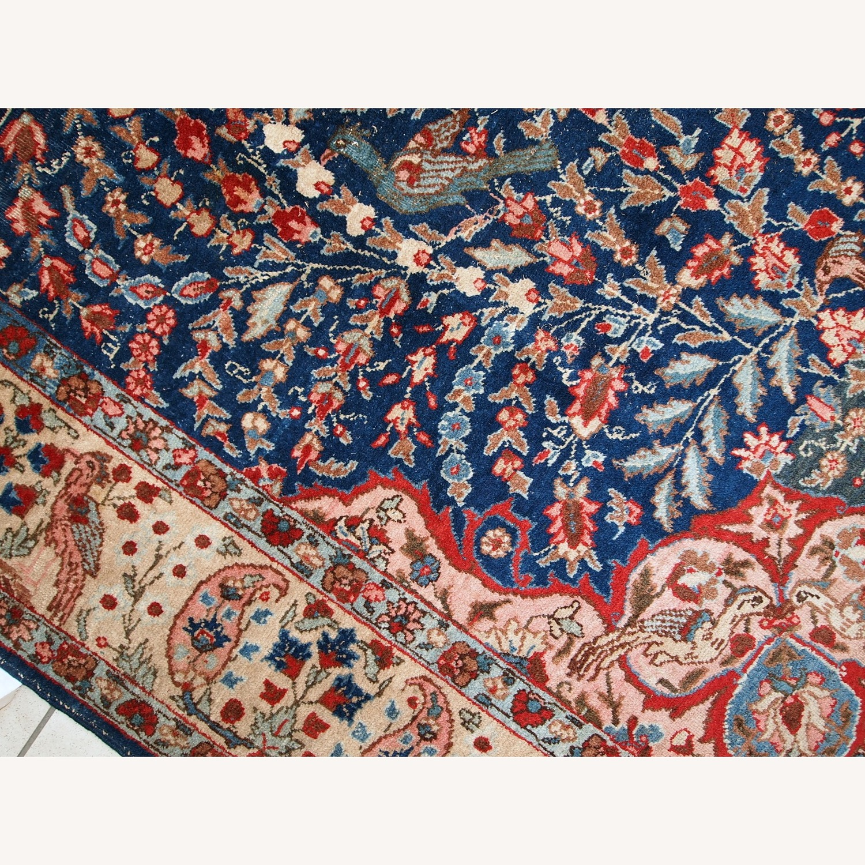 Handmade Antique Persian Tabriz Rug - image-24