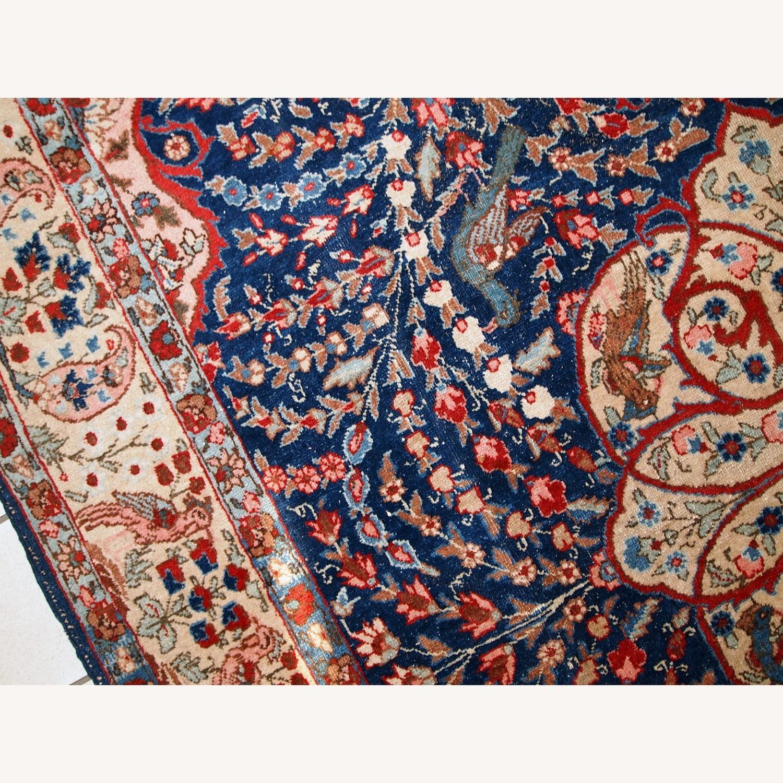 Handmade Antique Persian Tabriz Rug - image-20