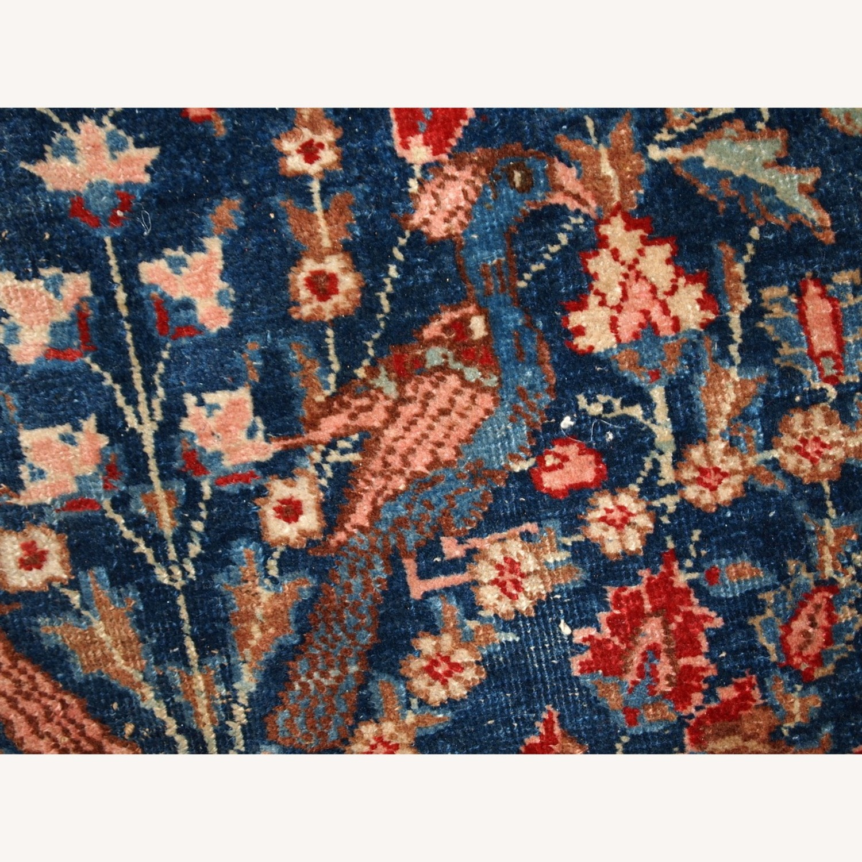 Handmade Antique Persian Tabriz Rug - image-5