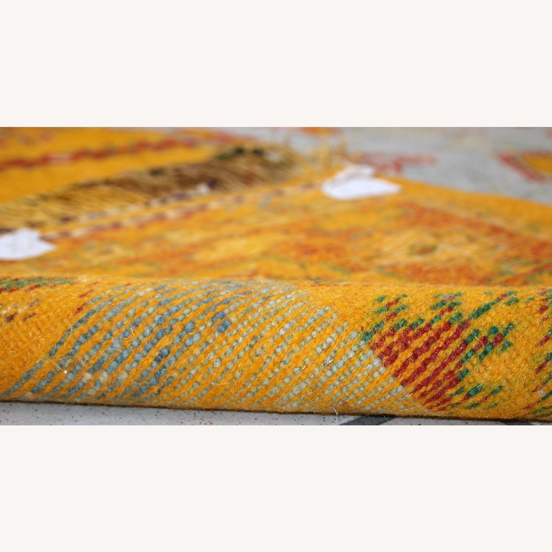 Handmade Antique Moroccan Berber Rug - image-2