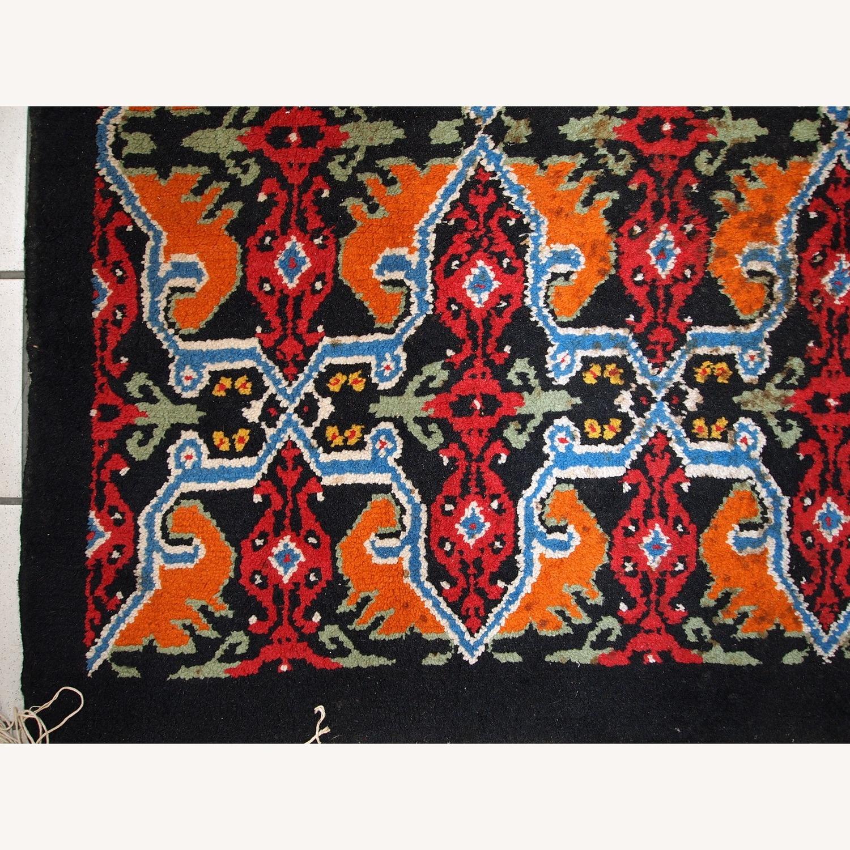 Vintage Moroccan Berber Rug - image-7
