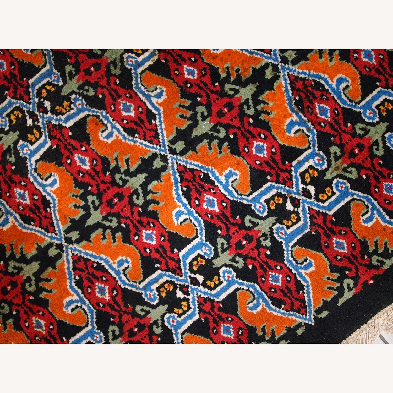 Vintage Moroccan Berber Rug - image-8
