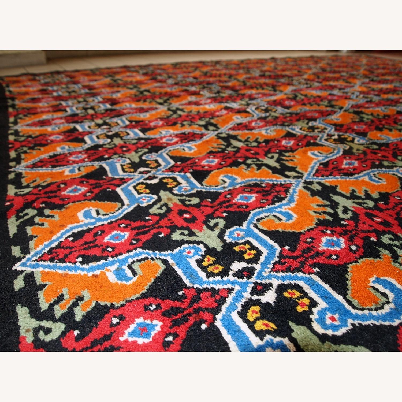 Vintage Moroccan Berber Rug - image-3
