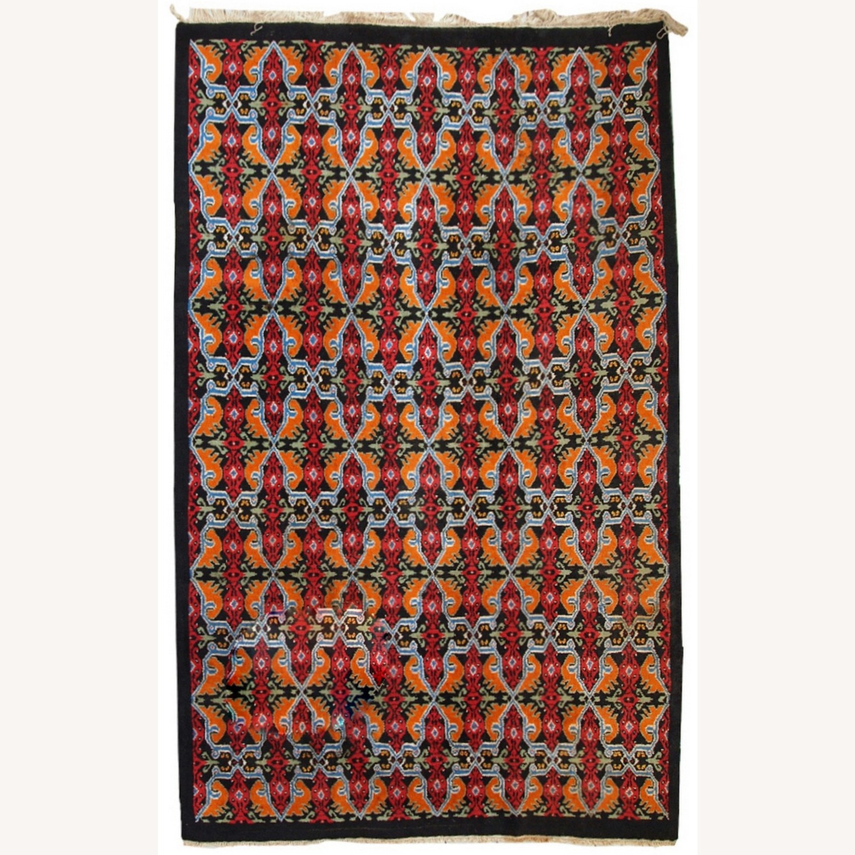 Vintage Moroccan Berber Rug - image-1